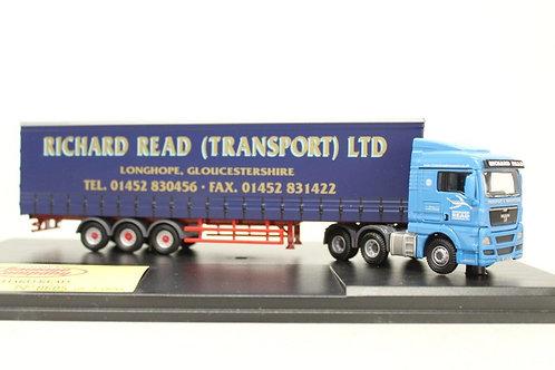 Oxford MAN Richard Reed Lorry C23