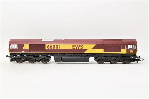 Lima L204679 Diesel Locomotive EWS Class 86001 OO Gauge 1/76 S1