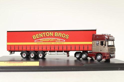 Oxford Benton Bros DAF Lorry D8