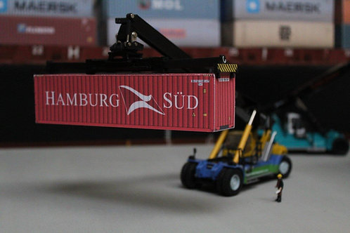 Hamburg Sud 40ft Card Container