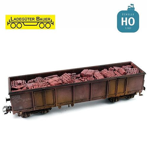 Scrap Brick Rubble Load BAH01185