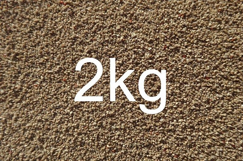 1mm Brown Rail Ballast - 2kg