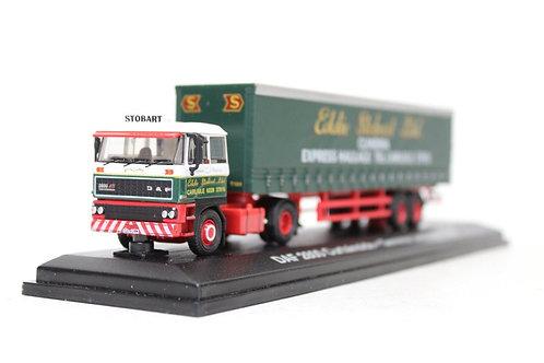 Atlas DAF 2800 Curtainside Lorry B13