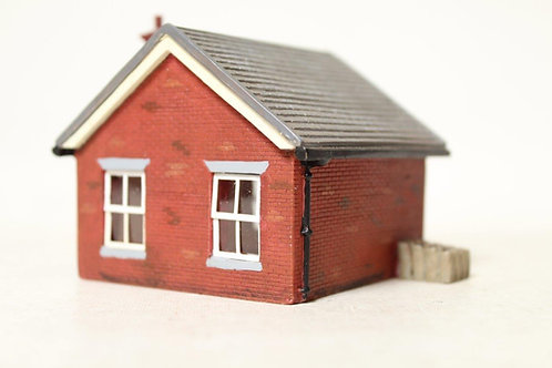 Hornby R8537 Coal Merchants Office OO B1