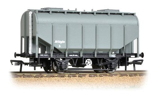 Bachmann 38-604 21Ton Grain Hopper BR Worthington Grey Wagon OO 1/76 (O19)