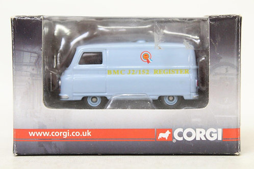 Corgi J2 Van BMC Register M10