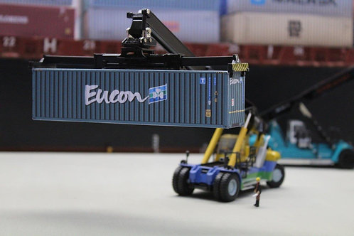 Eucon 40ft Card Container