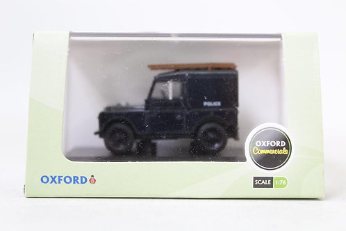 "Oxford Land Rover 88"" 'Liverpool City Police' Hard Top U8"