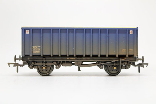 Hornby MEA Open Mineral Wagon Weathered OO Gauge (O17)