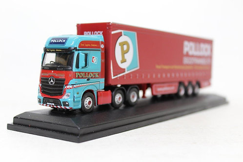 Oxford Mercedes Pollock Lorry C16
