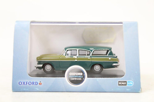 Oxford Glade Green/Honey Gold Cresta Friary Estate Car M14