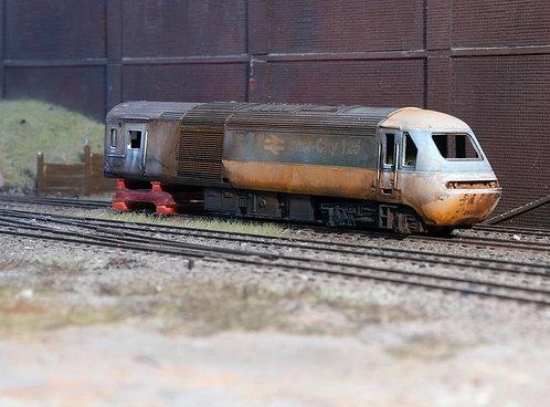 Scrap HST 125 Diesel Locomotive (B15)