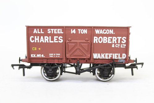 Bachmann 37-425 16T Open Mineral Wagon 'Charles Roberts' T3