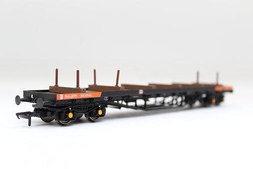 Bachmann 38-150 80t GLW BDA Bogie Bolster Wagon 'Loadhaul' (F17)