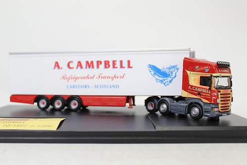 Oxford Scania A Campbell Fridge Lorry D10