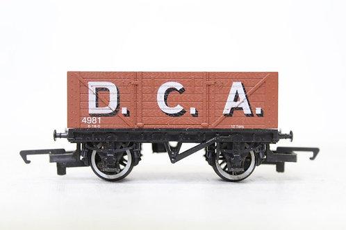 Hornby DCA 4981 7 Plank Open Wagon B2