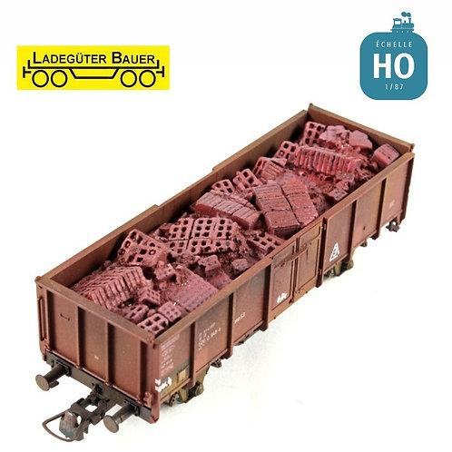 Scrap Brick Rubble Load BAH01184