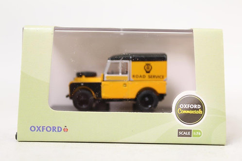 "Oxford Land Rover 88"" Closed Back 'AA' U8"