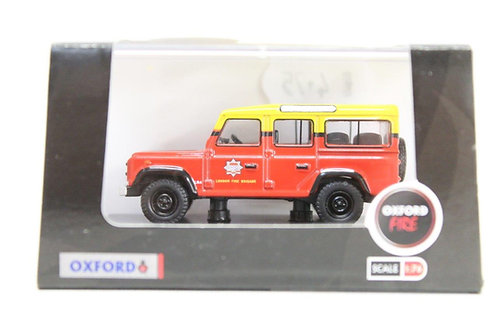 Oxford Land Rover Defender Station Wagon London Fire Brigade M14