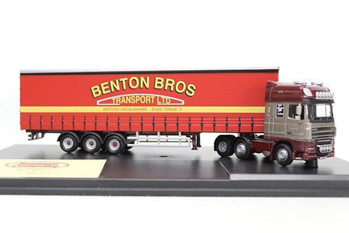 Oxford Benton Bros DAF Lorry D15