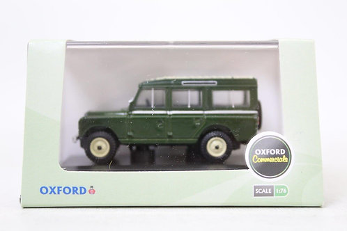 Oxford Green/Cream Land Rover Series 2 Station Wagon U10