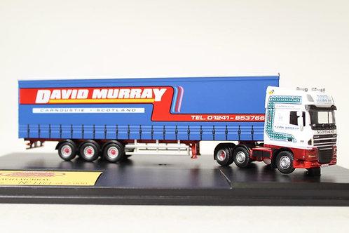 Oxford David Murray DAF Lorry D8