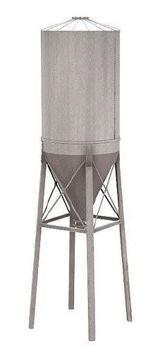 Bachmann 44-185 Grain Loading Silo OO Gauge 1/76 L13/4