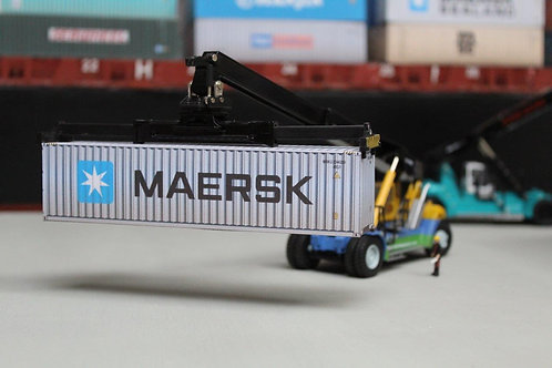 Maersk Weathered 40ft Card Container