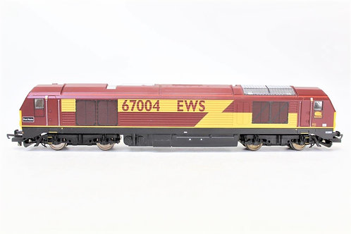 Lima L204942 Class 67004 'Post Haste' Diesel Locomotive T8