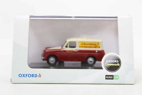 Oxford East Kent Ford Anglia Van U8
