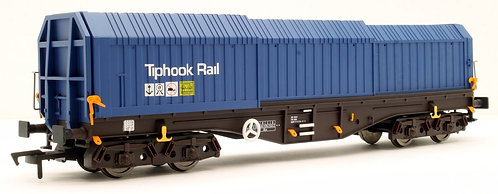 Dapol 4F-039-005 TELESCOPIC HOOD WAGON TIPHOOK RAIL STEEL WAGON L20