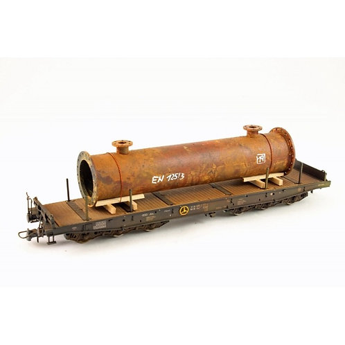 Large Flanged Pipe Load BAH01016