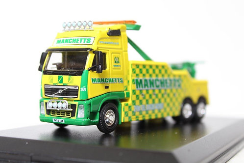 Oxford Volvo FH Recovery Truck Manchetts E4