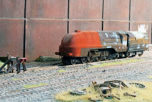 Coronation Duchess Steam Locomotive Restoration (Q14)