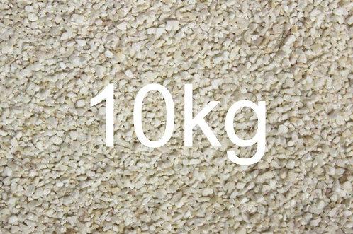 3mm White Ballast - 10kg