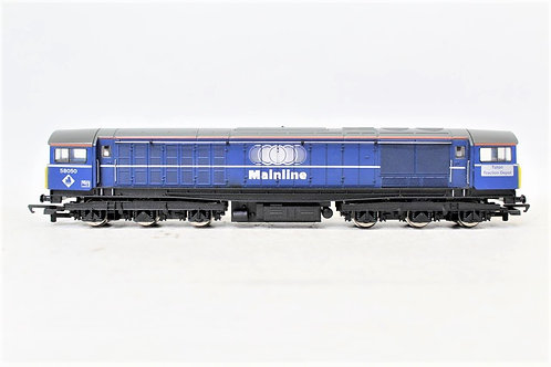 Hornby R358 Co-Co Diesel Electric Locomotive Mainline Class 58 M9
