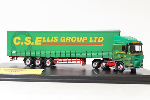 Oxford C.S.Ellis DAF Lorry D5