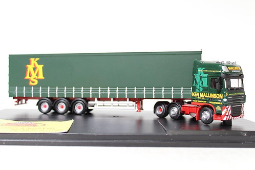 Oxford Ken Mallinson & Sons DAF Lorry D4