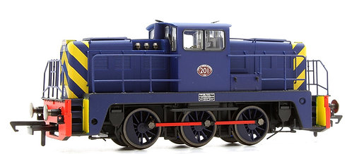 Janus 0-6-0 Diesel Shunter Port of London