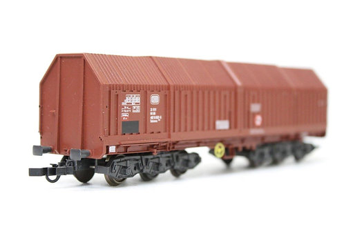 Roco 46286 DB Telescopic Hood Steel Wagon HO Gauge 1/87 Q7