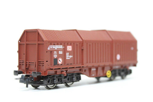 Roco 47436 DB Telescopic Hood Steel Wagon HO Gauge 1/87 P9