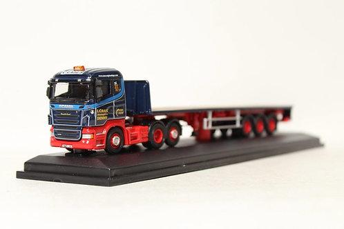 Oxford Ian Craig Scania Flatbed Lorry E4