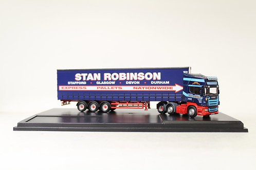 Oxford Stan Robinson Scania Lorry D2