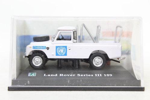 Cararama Land Rover Series III 109 UN M10