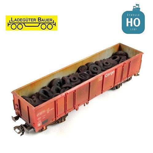 Scrap Used Tyres Load BAH01041