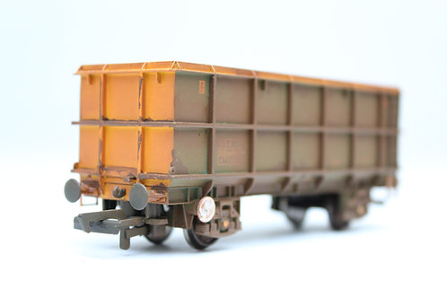 Bachmann 33-425 51T POA/SSA Scrap Wagon OO Gauge Weathered (E18)