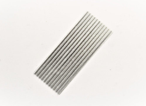 40mm x 15mm Plain Corrugated Metal Panel