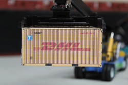 DHL 20ft Container (2)