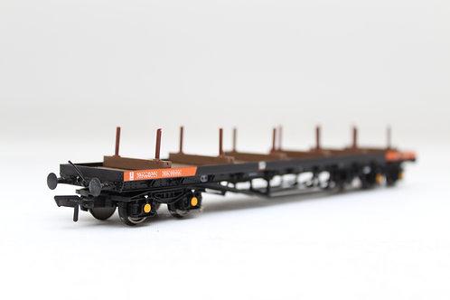 Bachmann 38-150 80t GLW BDA Bogie Bolster Wagon 'Loadhaul' (F10)