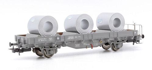 Liliput L235052 SBB-CFF EP.IV Stanchion Wagon w/ Steel Coils HO 1/87 (Q11)